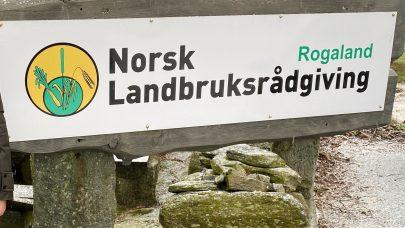 NLR rogalans skilt